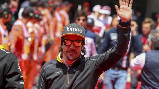 Fernando Alonso, 37 anni (Ansa)