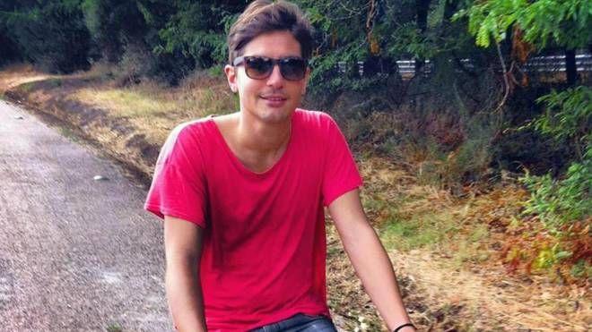 Duccio Dini, il 29enne ucciso in via Canova da un'auto coinvolta in un inseguimento