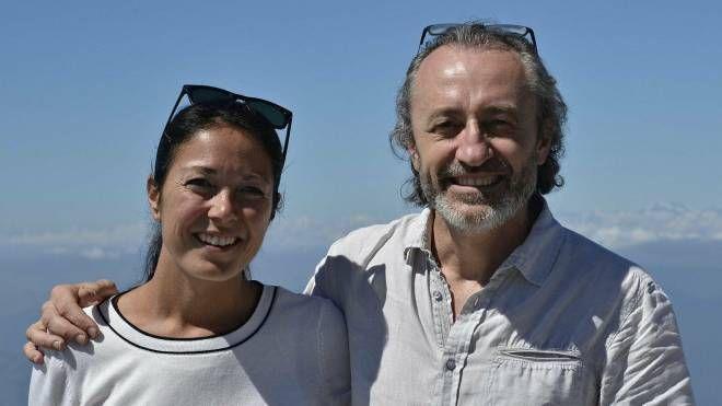 Elena Cosmo e Marco Belcastro