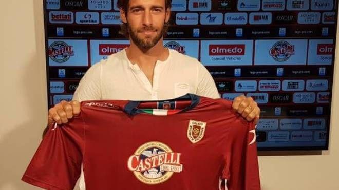 Cristian Altinier nelle prime giornate dovrà scontare la squalifica patita con la Reggiana