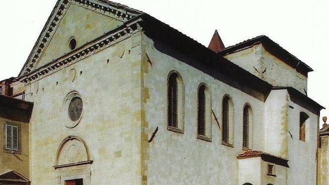 Santa Maria delle Grazie o Madonna del Letto a Pistoia