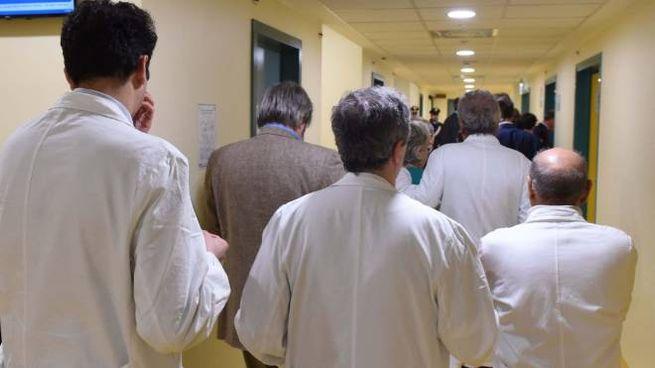 Medici  in ospedale (ImagoE)