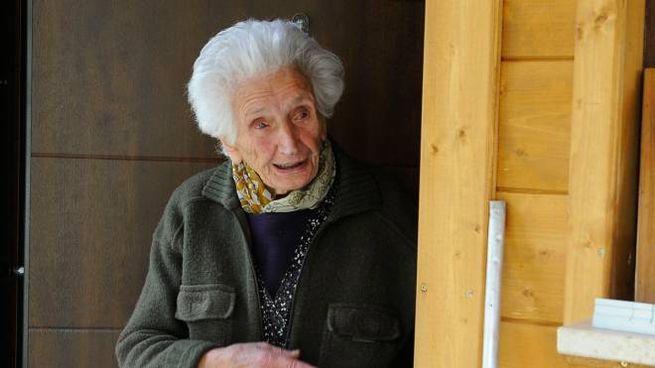 Nonna Peppina (foto Calavita)