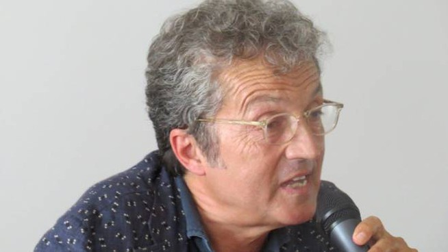 Il presidente del Pisa Giuseppe Corrado