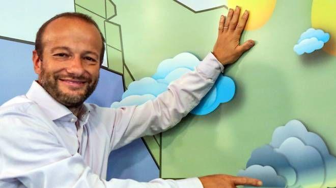 Gianni Messeri, ricercatore del Cnr Ibimet e del Lamma