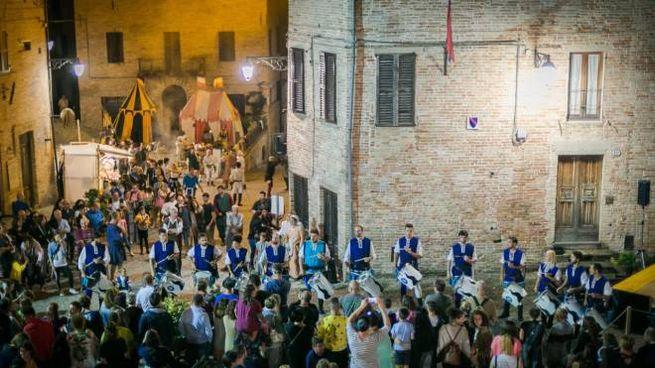 Tanti visitatori a Sarnano