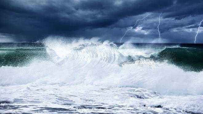 Previsioni meteo, ondata di forte maltempo nel weekend sull'Italia (foto iStock)