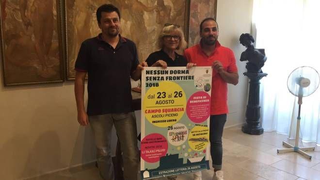"""""""Nessun dorma senza frontiere"""" ad Ascoli dal 23 al 26 agosto"""