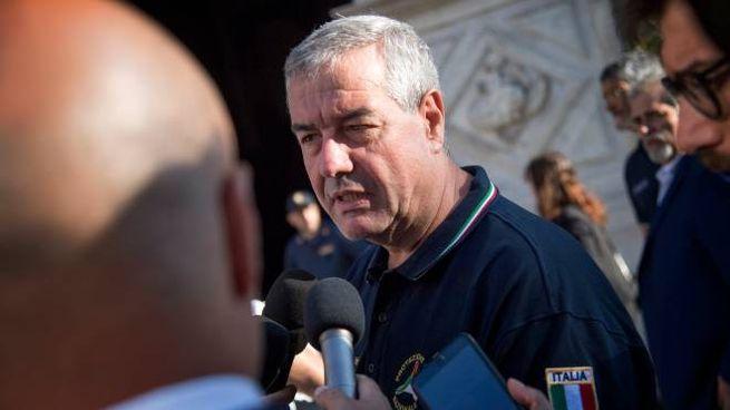 Il capo della protezione civile, Angelo Borelli (LaPresse)