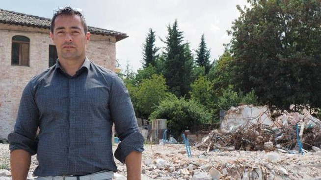 Il sindaco Alessandro Gentilucci