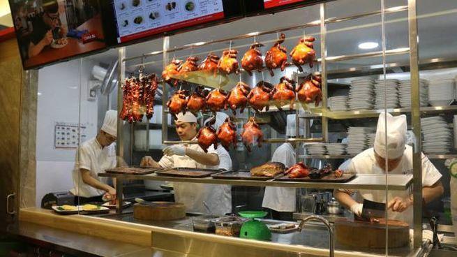 Il chiosco street food stellato di Singapore - Foto: facebook/Liao Fan Hawker Chan