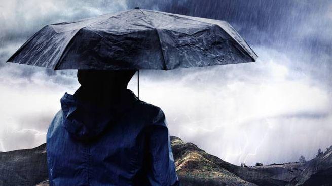 Previsioni meteo, forte maltempo sull'Italia nel weekend (foto iStock)
