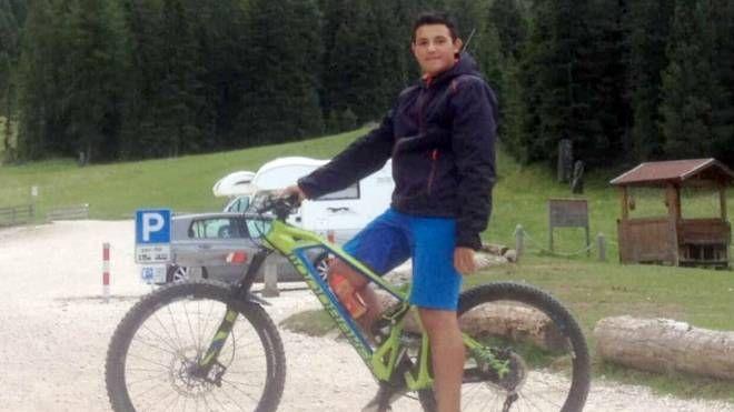 Luca Marziano, lo studente 15enne dei Salesiani