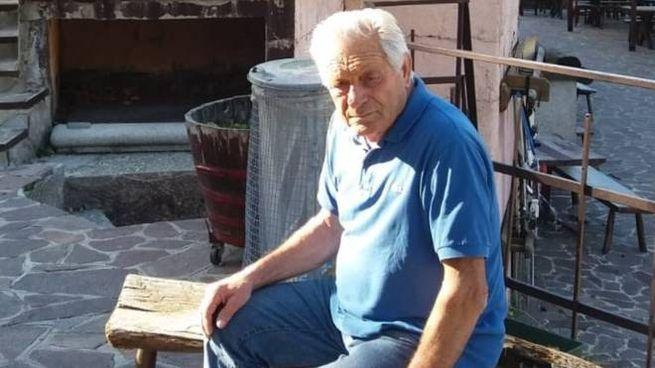 Marco Locatelli, 81 anni, proprietario del rifugio