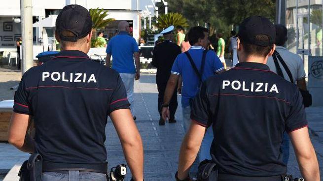 I due indagati sono allievi poliziotti