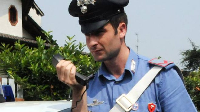 Indagano i carabinieri