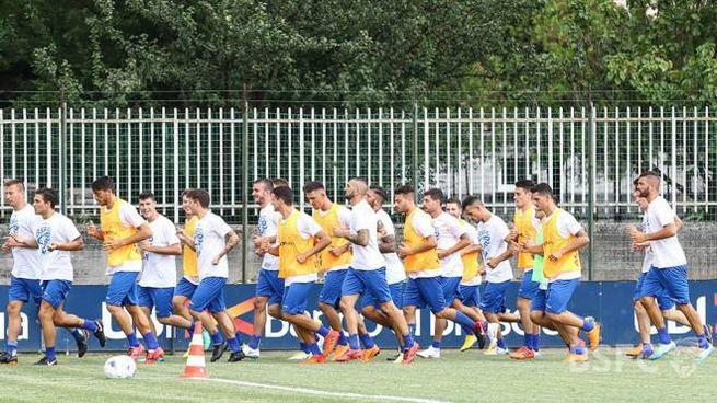 Il Brescia accelera la sua preparazione per la trasferta di sabato in casa dello Spezia