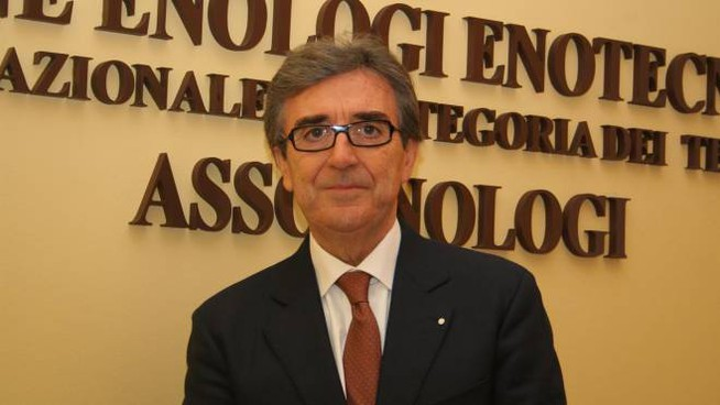 Riccardo Cotarella, presidente nazionale di Assoenologi e produttore umbro
