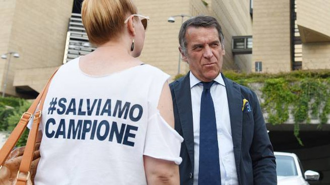 Roberto Salmoiraghi chiede di essere ascoltato