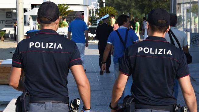 Poliziotti (foto repertorio)