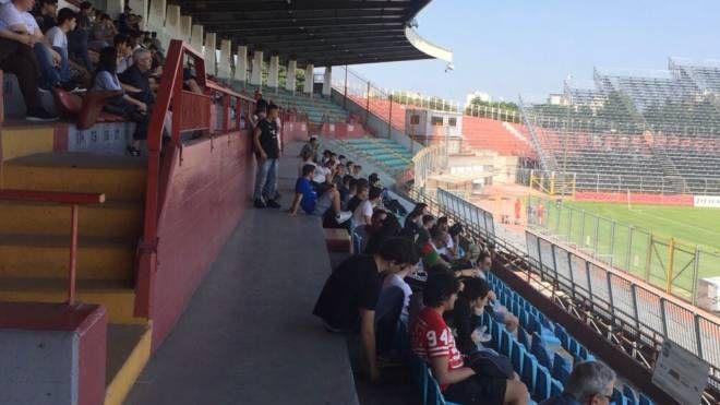 """Sabato lo Stadio """"Martelli"""" aprirà i battenti per la prima partita ufficiale del Mantova"""