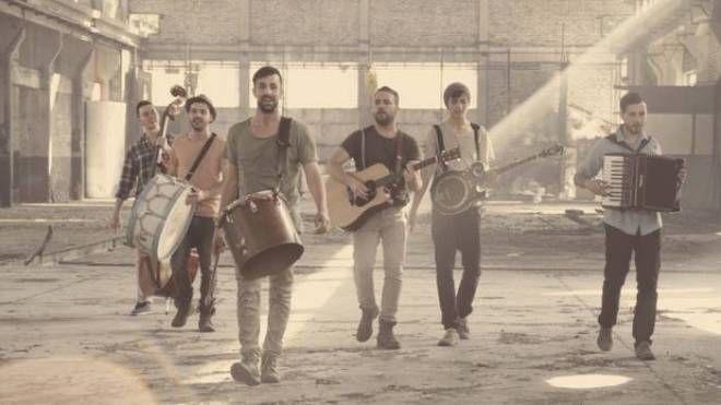 La Rua in concerto ad Ascoli il 15 settembre