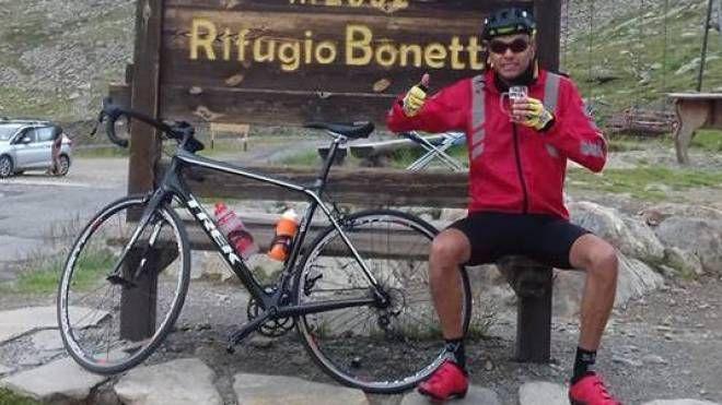 Ivan Pierelli, 40 anni, lascia la moglie e due figli piccoli
