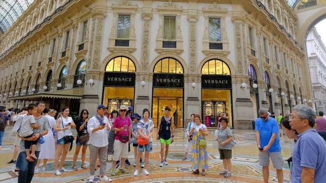 Galleria Vittorio Emanuele II (NewPress)