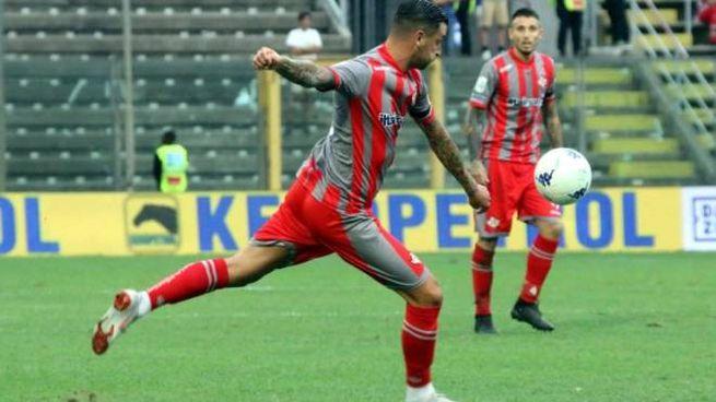 """Montalto sarà assente per più di un mese dopo l'infortunio patito allo """"Zini"""" col Pescara"""