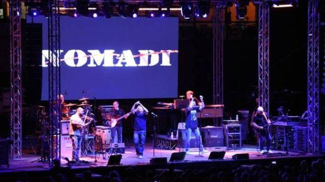 Concerto dei Nomadi a Sant'Elpidio il 22 settembre