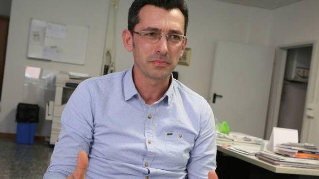 Vittorio Vallettacandidato sindaco alle ultime comunali per Cesena Siamo Noi (Ravaglia)