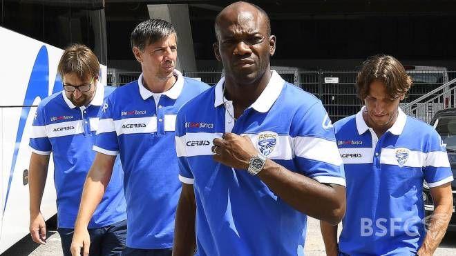 Mister Suazo sta definendo il Brescia che renderà visita allo Spezia per il secondo turno