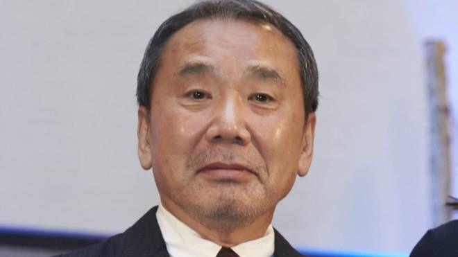 Haruki Murakami – Foto: LaPresse