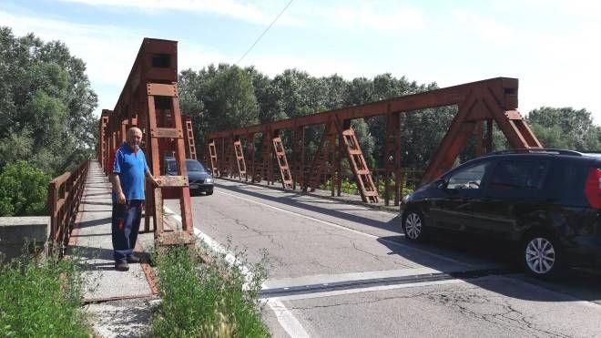 Il ponte di Malalbergo (foto Radogna)
