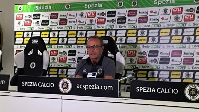 Il tecnico Pasquale Marino