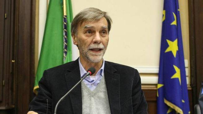 Il sottosegretario Graziano Del Rio