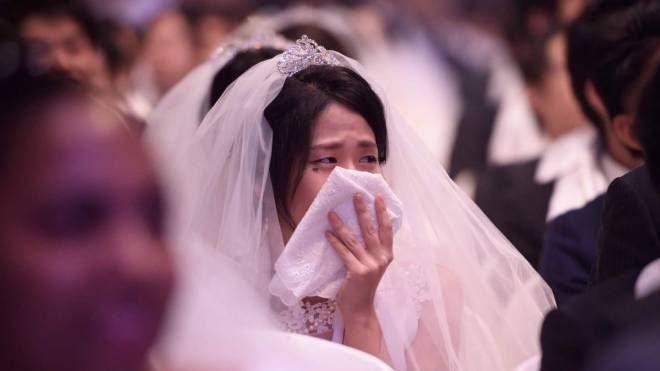 La famiglia della sposa ha organizzato la cerimonia all'insaputa dell'uomo
