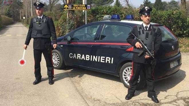 La coppia di rapinatori è stata identificata grazie alle indagini dei carabinieri