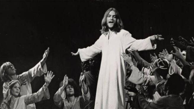 Jeff Fenholt è Jesus Christ Superstar a Broadway