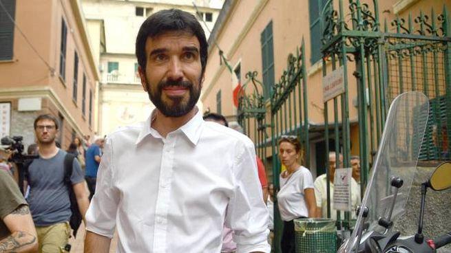 Pd, il segretario Maurizio Martina (Ansa)