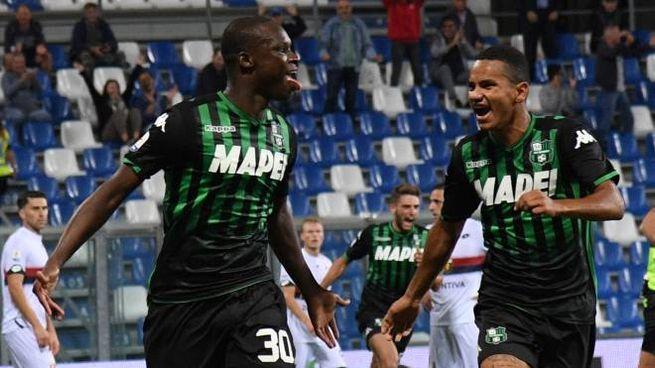 Babacar ha segnato il gol del 3-1 (Foto Fiocchi)