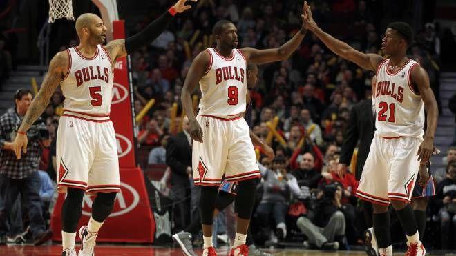 Deng ai tempi dei Bulls (LaPresse)