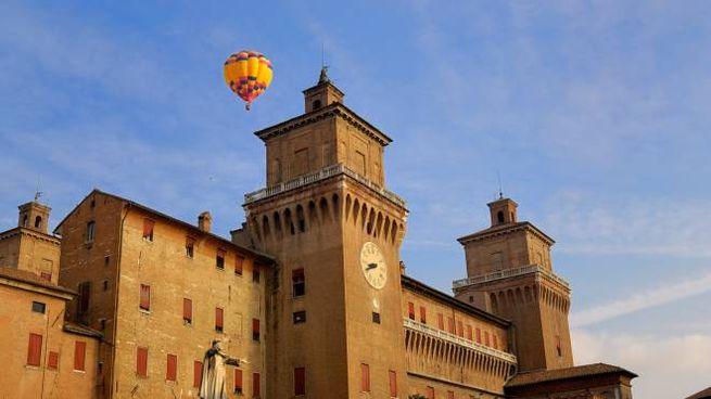 Mongolfiere in volo sul Castello: si riparte venerdì 7 settembre