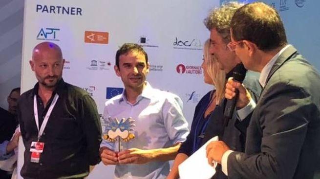 Tommaso Santi premiato a Venezia