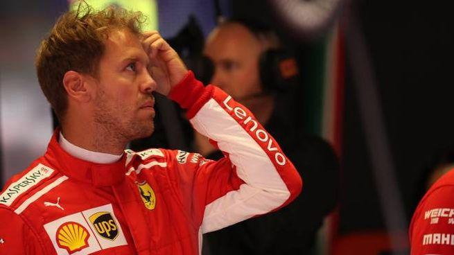 F1, Ferrari, Sebastian Vettel (Lapresse)