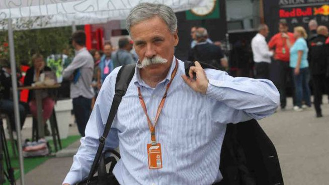 Chase Carey, numero uno di Liberty Media, proprietaria della F1