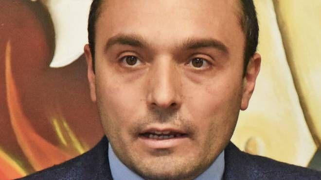 Il pm Davide Palmieri