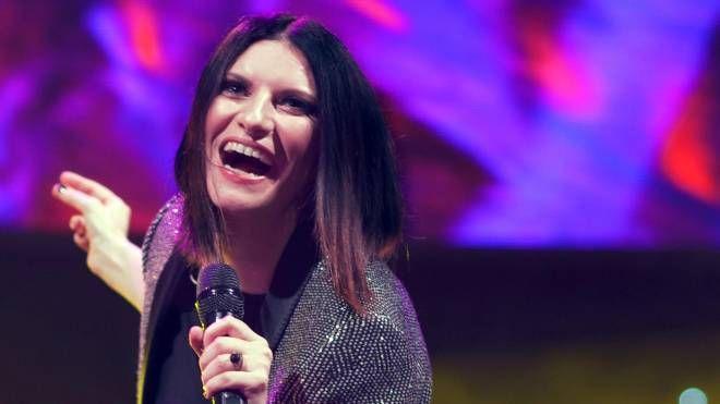 Laura Pausini sarà a Rimini il 17 settembre (Ansa)