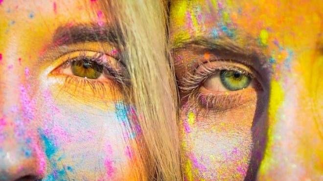 Bologna, il 9 settembre il Parco Nord ospita Holi, il festival dei colori
