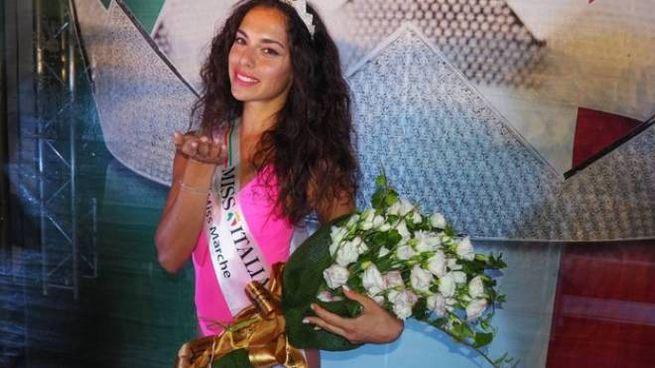 Carlotta Maggiorana, Miss Marche 2018 è ancora in gara